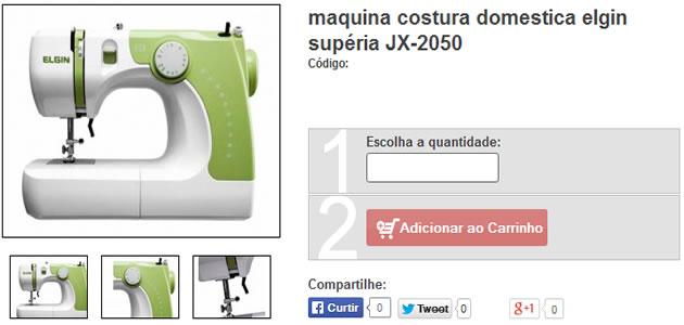 ff5fc3a6de73 Como Fazer Orçamento - Amac Maquinas de Costura Ltda